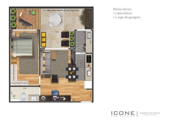 Apartamento Garden Em Condomínio Padrão Para Venda No Bairro Nova Gerty - 11734dontbreath
