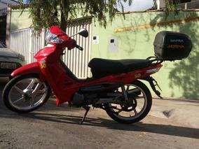 Moto Dafra Zig 50 - Nova 2015