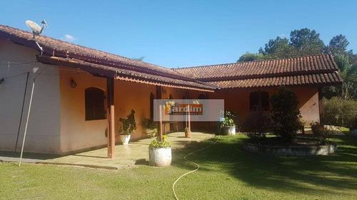 Sítio À Venda - Bairro Serra Negra - Nazaré Paulista/sp - Si0006