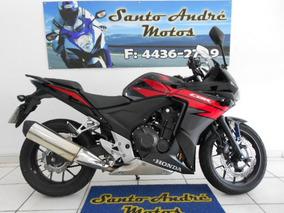 Honda Cbr 500r 2015/2016 C/ Abs Apenas 1.900kms