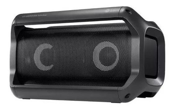 Caixa De Som Bluetooth Lg Xboom Go Pk5