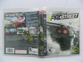 Need For Speed Pro Street Playstation 3 Ps3 Mídia Física