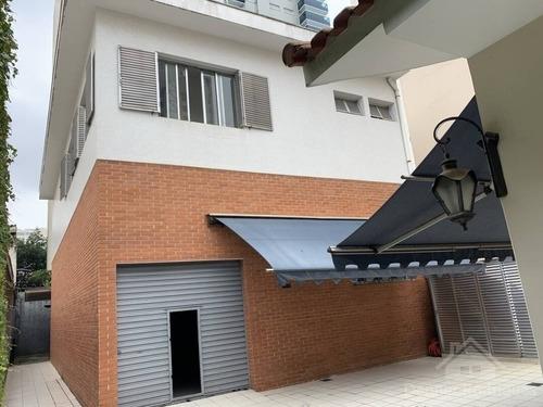 Moema, Casa Comercial + Galpão - Dp1668