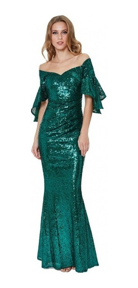 Vestido Elegante Brilloso