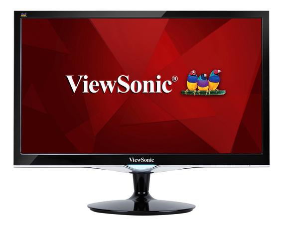Monitor Viewsonic 22 Pulgadas Full Hd Led Hdmi Vga Dvi Vs