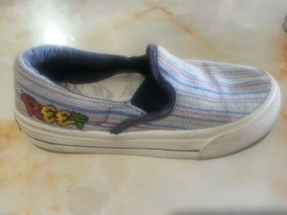 Zapatillas Reef Para Niño Talle 28- Impecables !!!