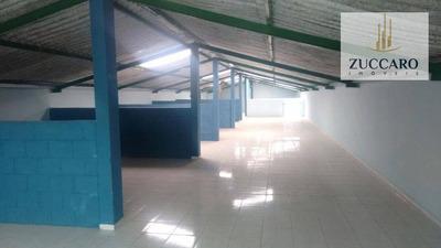 Galpão Industrial Para Venda E Locação, Vila Endres, Guarulhos. - Codigo: Ga1128 - Ga1128