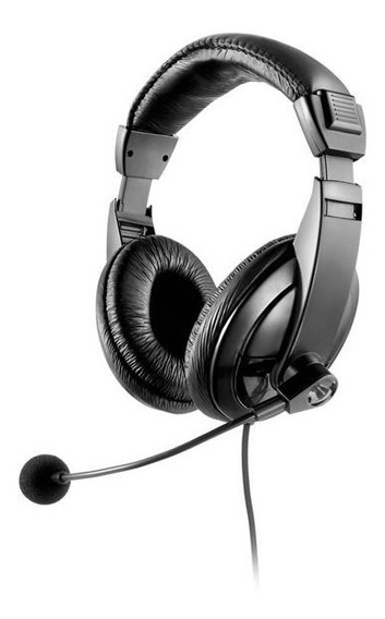 Headset Fone De Ouvido Microfone Gamer Pc Notebook P2 Ph049