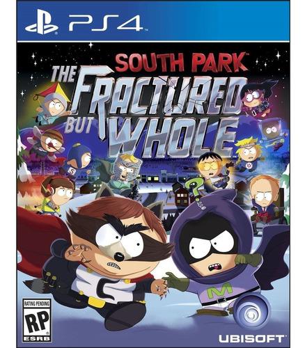 South Park Retaguardia En Peligro - Ps4 Fisico & Sellado