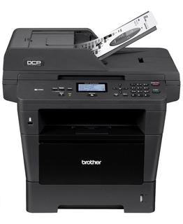 Impresora Fotocopiadora Brother Dcp 8155 Oficio Duplex Usb