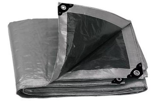 Lona Impermeable Truper Plata 6 X 4 Metros Camping - Tyt