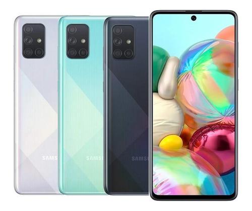 Samsung Galaxy A71 / 128gb / 6ram/ Tienda + Garantia