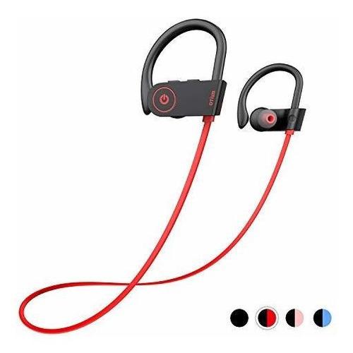Imagen 1 de 7 de Auriculares Deportivos Bluetooth Otium Ipx7 Resistente Al Ag