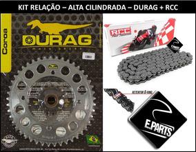 Kit Relacao Bmw S1000 Rr 2009/2013 (45x17) Corr: 525x118 Rcc