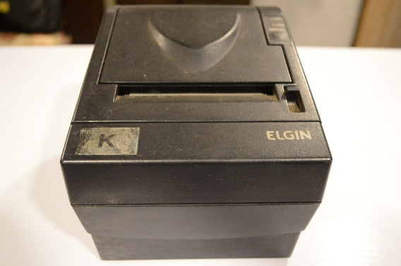 Impressora De Cupom Elgin Não Fiscal Térmica Sem Fonte -