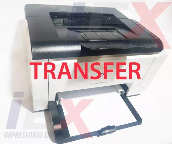 Impressora Hp Color Laserjet Cp1025 Transfer Toner Ce310