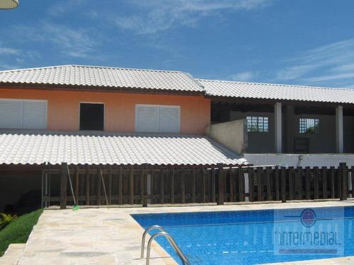 Chácara Residencial À Venda, Jardim Vitorino, Iperó. - Ch0451