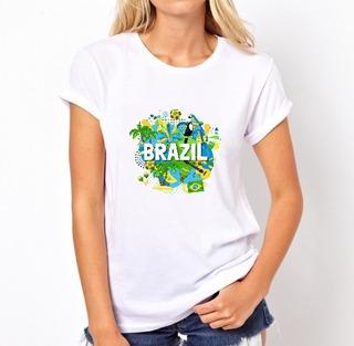 Camisa Brazil - Copa 2018