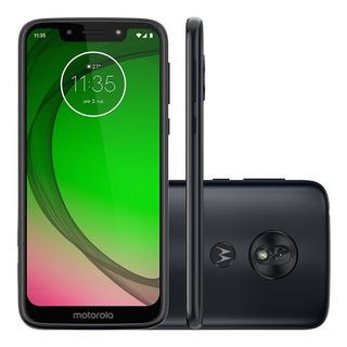 Smartphone Motorola Moto G7 Play 32gb Indigo 4g Tela 5.7