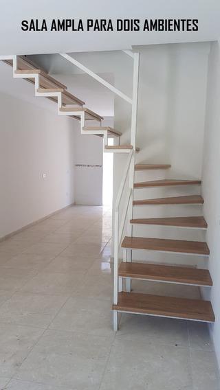 Oportuindade Da Casa Própria * Sobrado Em Condomínio Fechado Com Fino Acabamento * Agende Sua Visita. - Ca00381 - 68116992