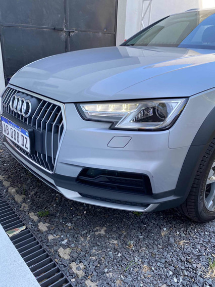 Audi A4 Allroad 2.0 Tfsi 252cv 2017 Rural Xc All Terrain