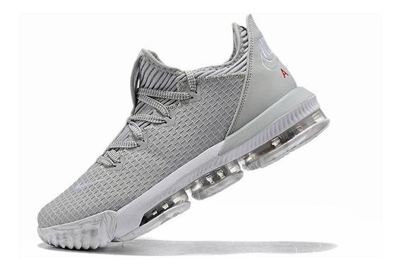 Tênis Nike Lebron 16 Low - Diversas Cores