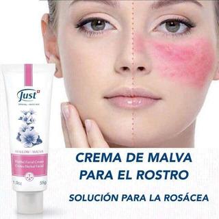 Just Crema De Malva Para Rostro 50 Grs Rosacea En Cuotas