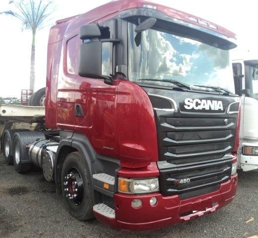 Cavalo Scania 480 - 6x4 !! R$ 265.000,00 !! 2014 Bug Leve