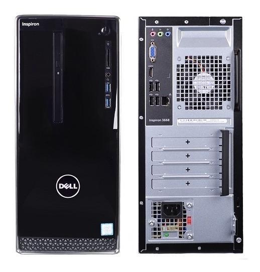 Computador Dell Inspiron Core Ci3-7100/ 8gb Ddr4/ 1tb/ Dvd-r