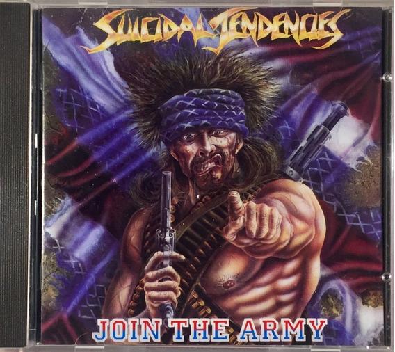 Suicidal Tendencies - Join The Army - Cd Importado Lacrado