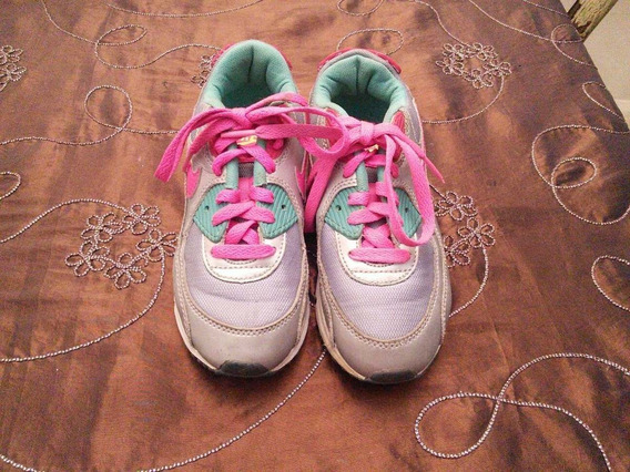 Zapatos Nike De Niña Usados En Muy Buen Estado. Talla 32