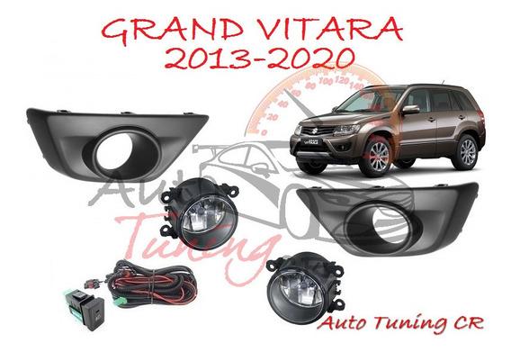 Halogenos Suzuki Grand Vitara 2013-2020
