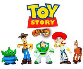 Toy Story 5 Bonecos Disney Toy Woody Buzz Lightyear Bonecos