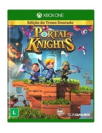 Portal Knights Trono Dourado(mídia Física) Xbox One (novo)