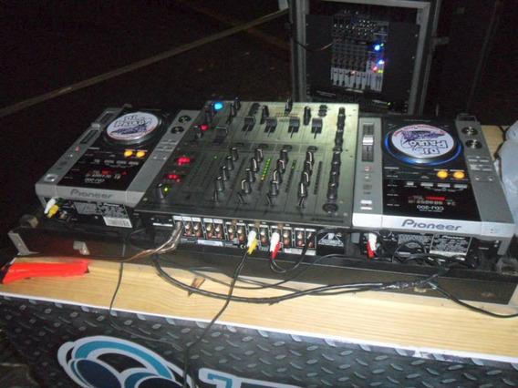 Cdj 200 Mp3 E Mixer Beringer