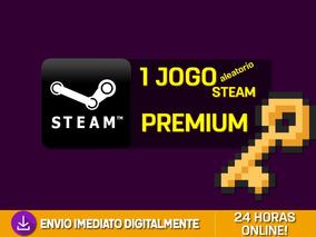 1 Jogos Steam Aleatório De Até 200 Reais - Key Steam Premium
