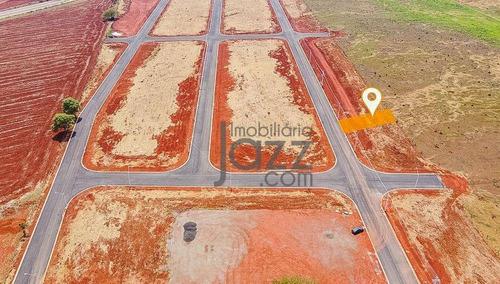 Terreno Em Excelente Localização À Venda, 250 M² Por R$ 215.000 - Jardim Itapuã - Santa Bárbara D'oeste/são Paulo - Te2951