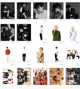 Máscara Bts Kpop + 50 Photocard