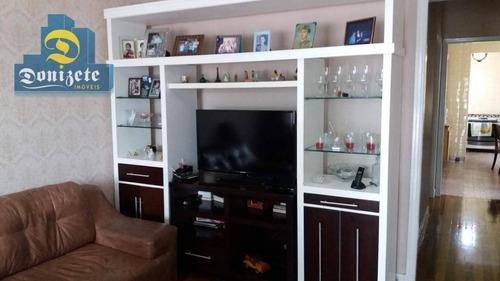 Imagem 1 de 13 de Casa À Venda, 205 M² Por R$ 1.595.000,00 - Vila Santa Teresa - Santo André/sp - Ca0701