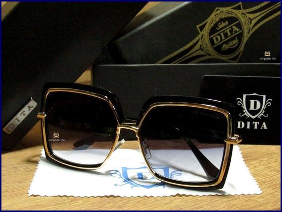 Óculos De Sol Dit Narcissus Lançamento + Envio Grátis °3931°
