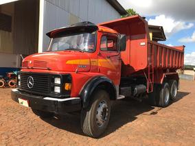 Mb L 1518 Truck Reduzido Basculante