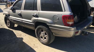 Sucata Jeep Grand Cherokee 4.0 Laredo 5p