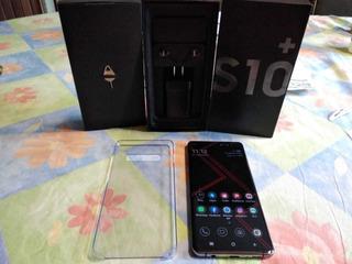 Samsung S10+ (plus) Completo, Libre, Igual A Nuevo.