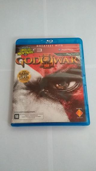 God Of War 3 Ps3 - Jogo Playstation 3