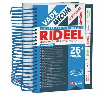 Vade Mecum Universitario Rideel - Ultima Edição