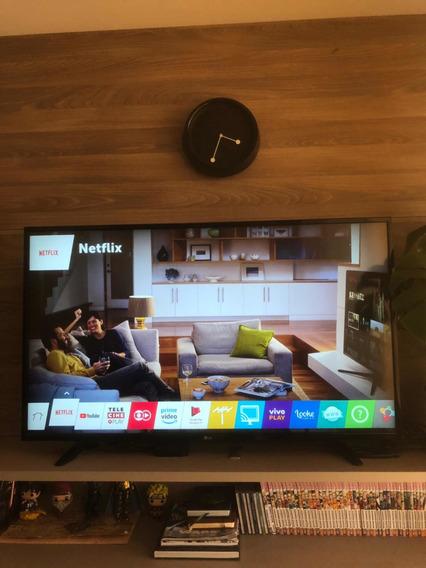 Smart Tv 49 Polegadas | 4k | Lg