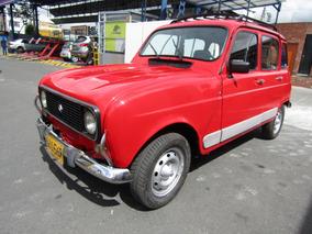 Renault R4 Master Mt 1300cc