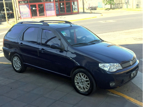 Fiat Palio Weekend 1.7 Elx Emotion Ii 2006