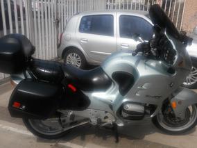 Bmw R1100rt Plata Y Azulado