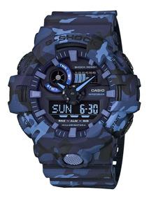 Relógio G-shock Ga-700cm-2a Camouflage Series